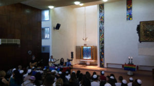 Ohel Avraham's Pride Shabbat, June 2016